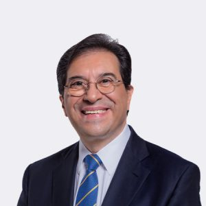 Dr. Harold Caballeros